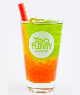Чай bubble tea(tea funny)